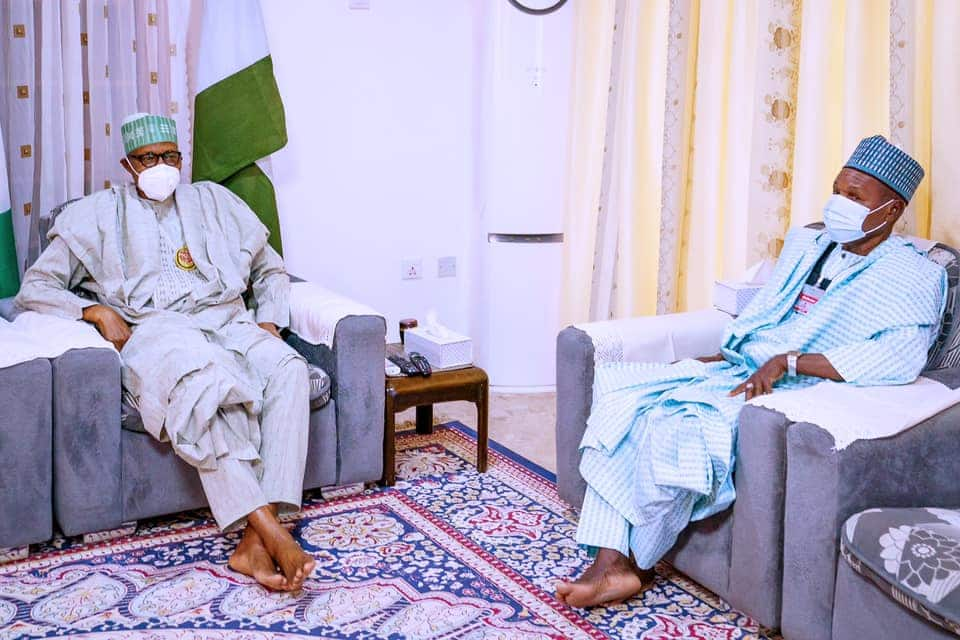 Kankara abduction: Gov Masari declines comment on why Buhari has not visited school