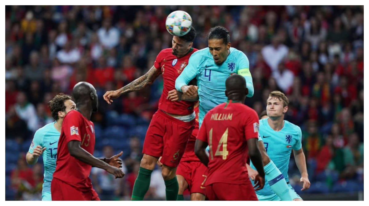 Ronaldo leads Portugal to UNL glory following 1-0 win over Netherlands