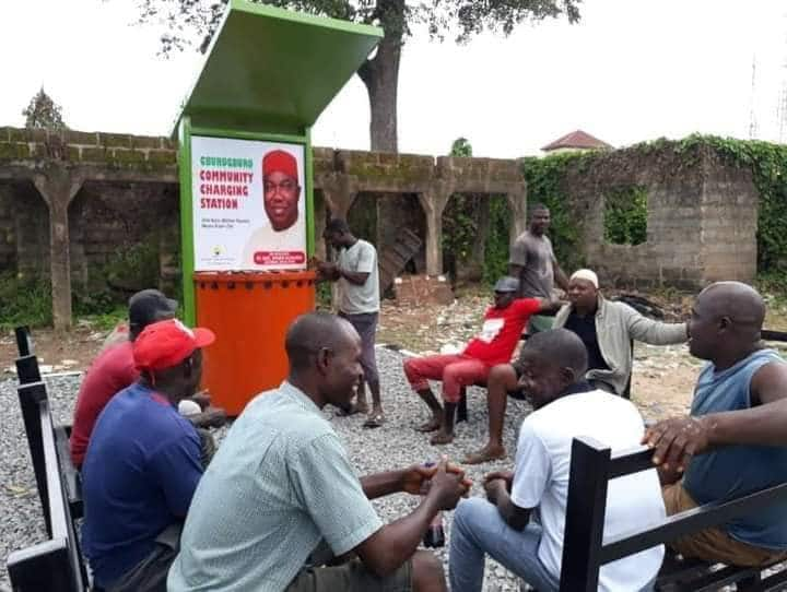 Gov Ugwuanyi did not construct community charging station in Enugu - Council Boss