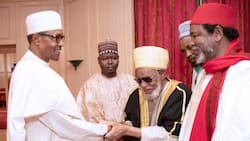 EndSARS: Abin da ya kamata Gwamnatin Buhari da al'umma su yi - inji Dahiru Usman Bauchi