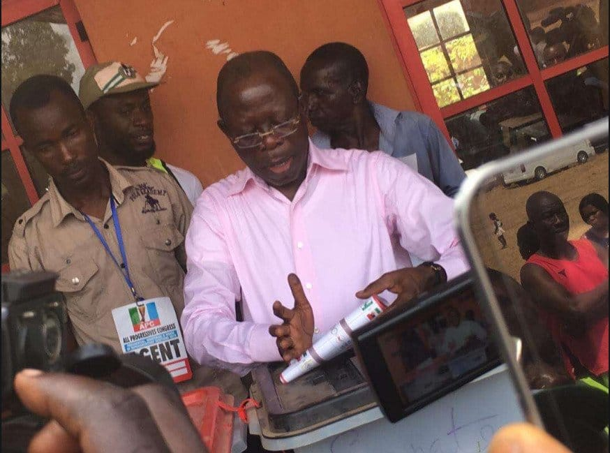 Gubernatorial Election 2019 Nigeria Update: Live Updates Of Nigeria's 2019 Presidential Election Legit.ng