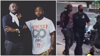 Davido's lawyer commences search for man vibing to IF song after arrest in the US, to offer legal services