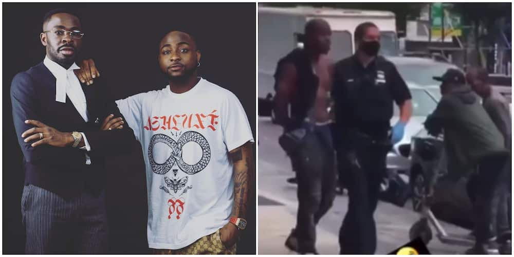 Davido's lawyer to offer legal services to singer's fan.