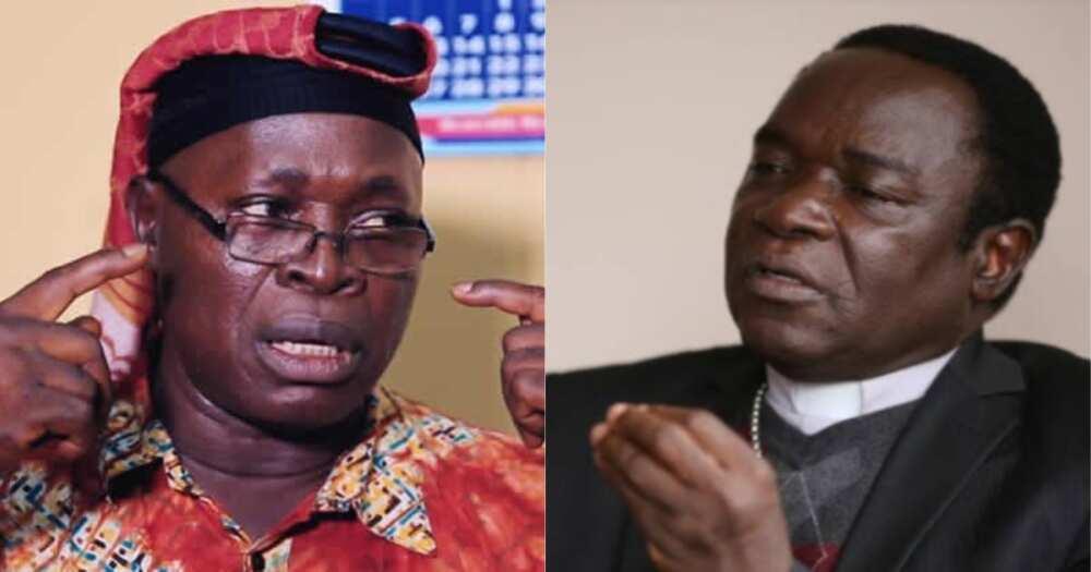 Akintola tackles Kukah over Buhari