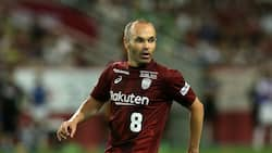 Barcelona icon Iniesta issues big statement concerning the controversial photos he uploaded