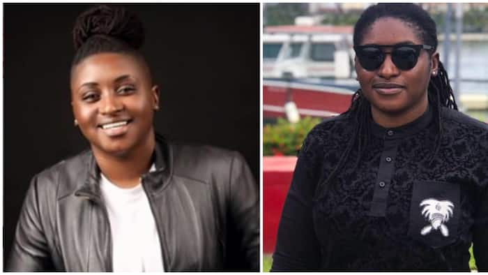 Nigerian lady lists her achievements, celebrates 'freedom day' 10 years after coming out of the closet