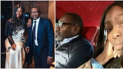 Papa is proud of the woman you are: Femi Otedola celebrates eldest daughter Tolani on her birthday