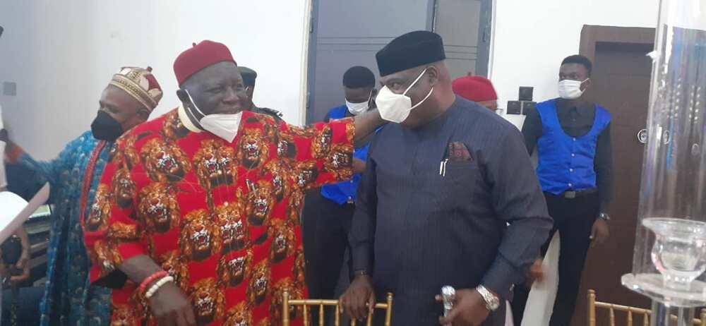 Insecurity: Ohanaeze Ndigbo Raises Alarm over plot to turn Igboland into Terrorists Environment
