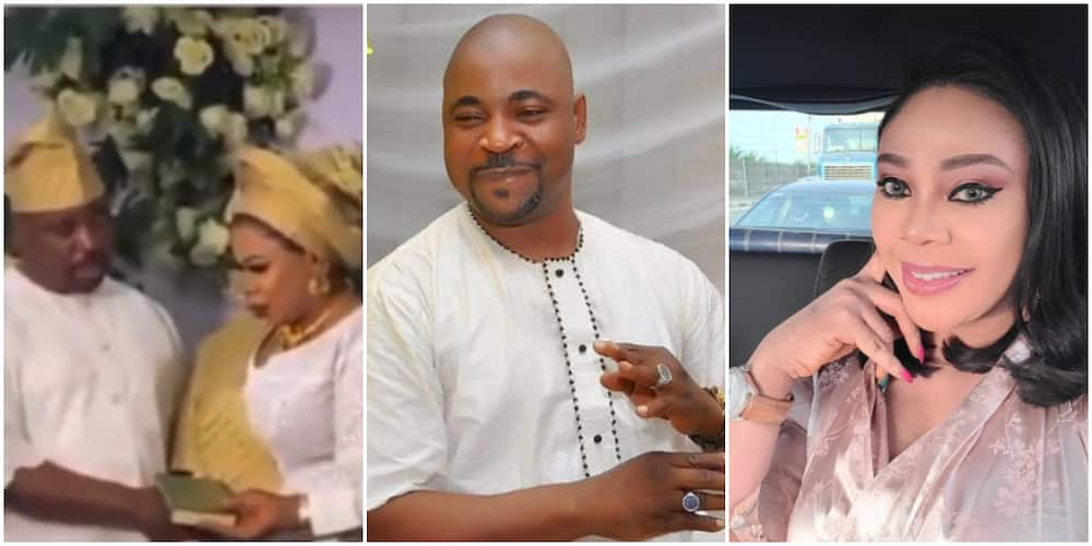 Ehi in the Mud: Nigerians React as MC Oluomo Allegedly Marries New Wife in Private Ceremony