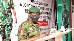 Serious trouble begins for criminals as COAS Yahaya introduces new training method