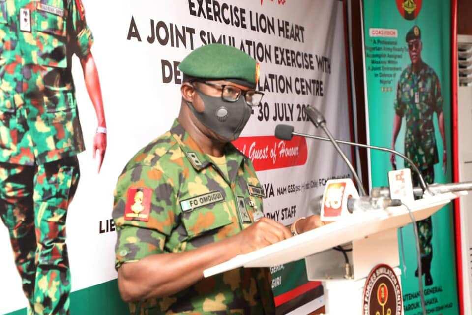 COAS Yahaya introduces new training