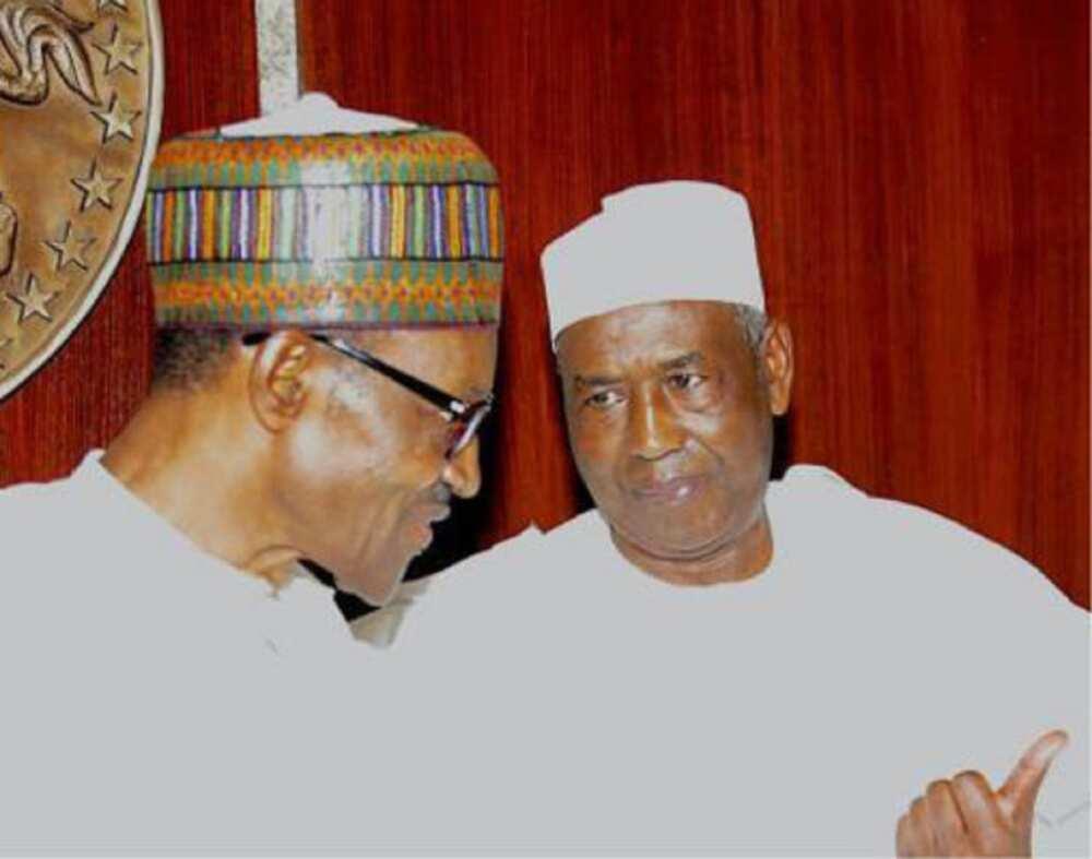 Wasika mai ratsa zuciya da Buhari ya aike wa Iyalan Isma'ila Funtua