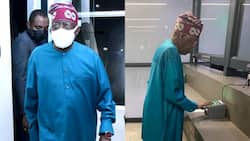 I am not dead, Tinubu declares as he arrives Nigeria from Dubai
