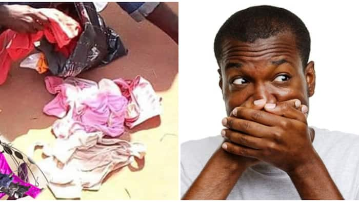 See photos of man who escaped being lynched in Anambra for stealing 58 pants
