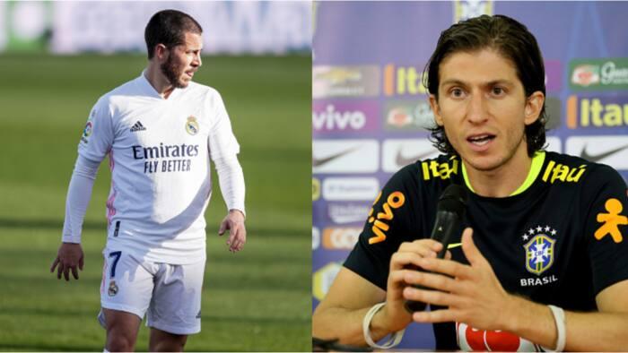 Cristiano Ronaldo out, Eden Hazard in as Brazilian star names top 3 footballers on earth