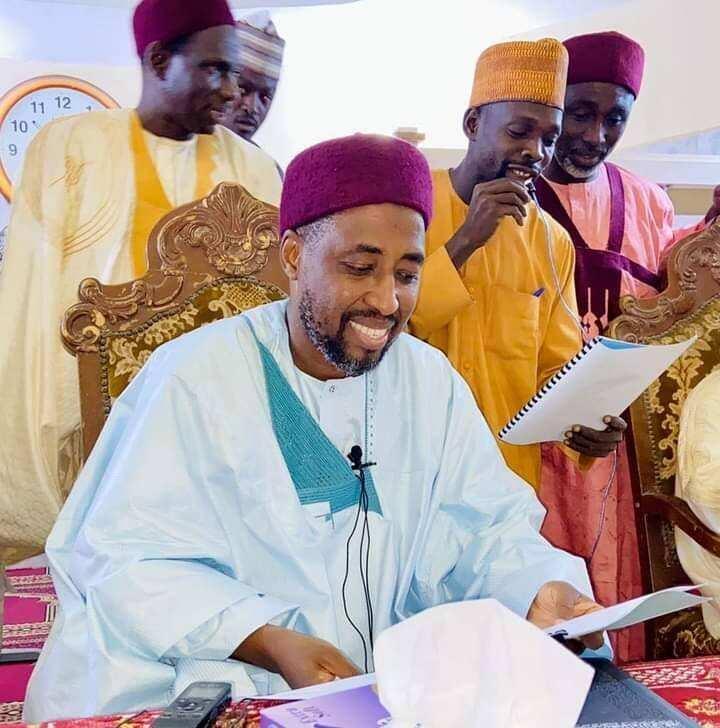 Babban Limamin Najeriya, Maqary ya yi barazanar kai Shehin da yi masa 'kazafi' gaban Alkali