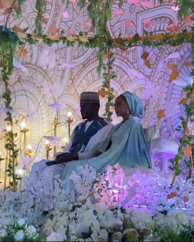 Ba sanya: Mazauna Bichi sun yi sammakon zuwa fadar Sarki domin daurin auren 'yarsa da dan Shugaban kasa