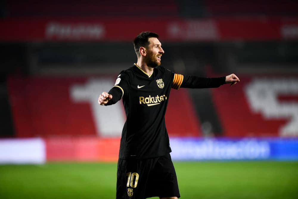 Jubilation as Lionel Messi beats Cristiano Ronaldo, Lewandowski, 7 others to win best player of the decade