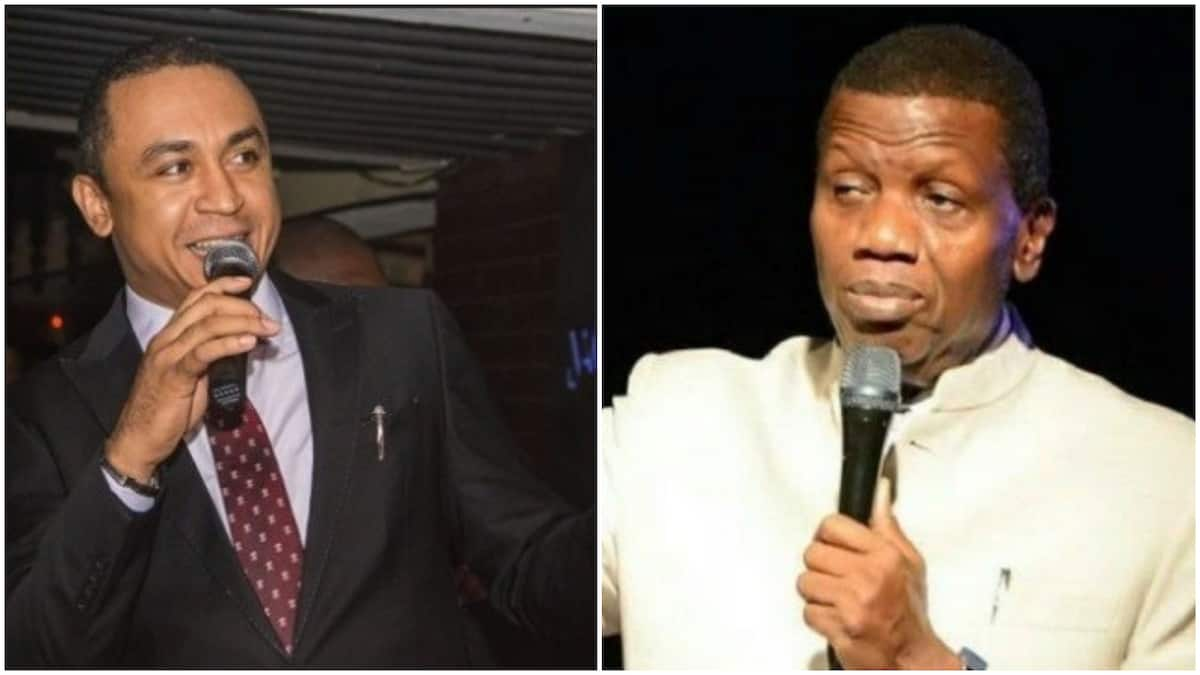 Image result for Daddy Freeze asks Pastor Adeboye to explain 'this his 40-day fast