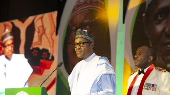 At last Buhari reacts to allegation of disobedience to court orders