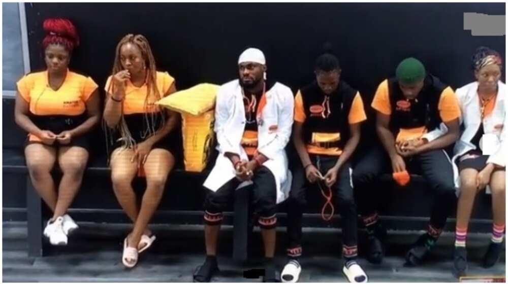 BBNaija: Team 2 rejoices as they win group task, get N700k as reward