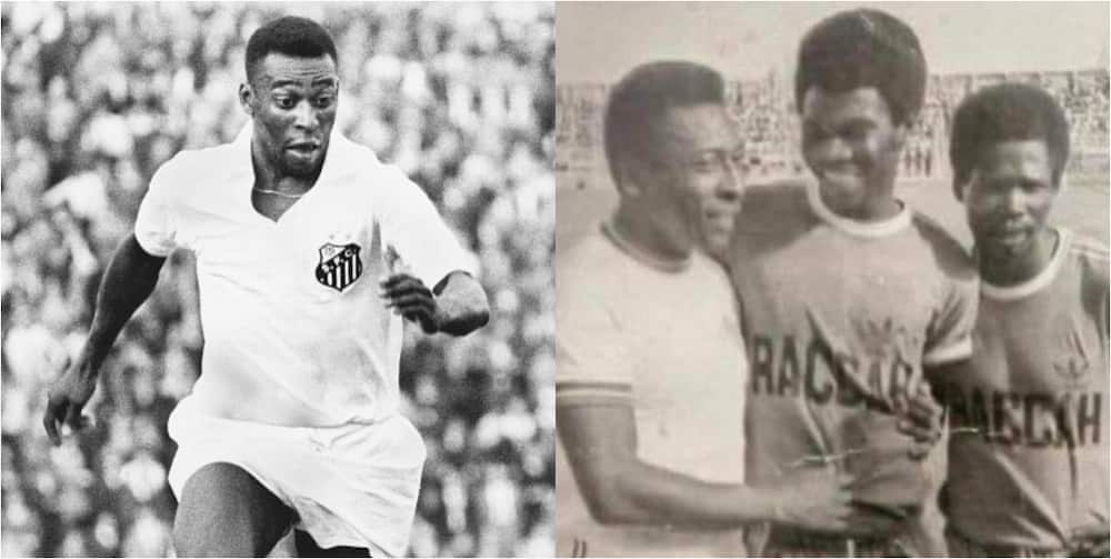 How Pele's influence before Santos Super Eagles friendly brought a ceasefire in middle of Nigerian civil