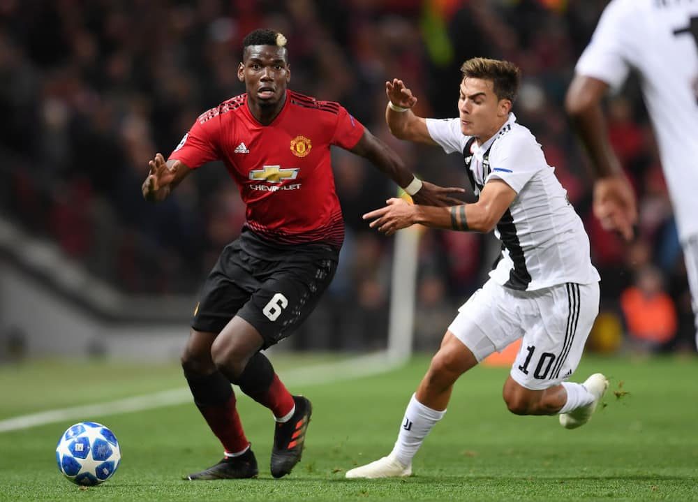 Paul Pogba fuels Manchester United exit after he was spotted with ex-Juventus teammate in Miami