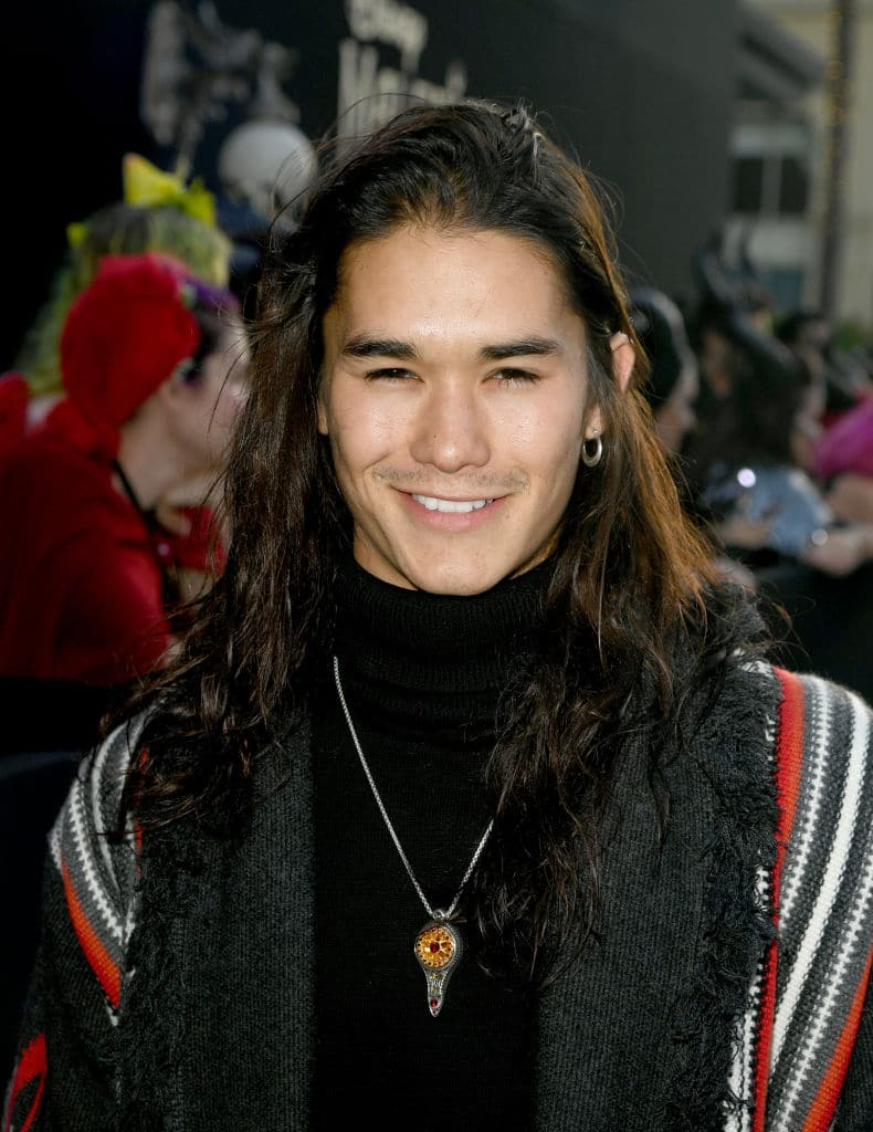 Booboo Stewart movies and TV shows