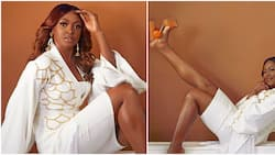 Screen goddess Kate Henshaw celebrates 49th birthday, reveals what God has done for her (photos)