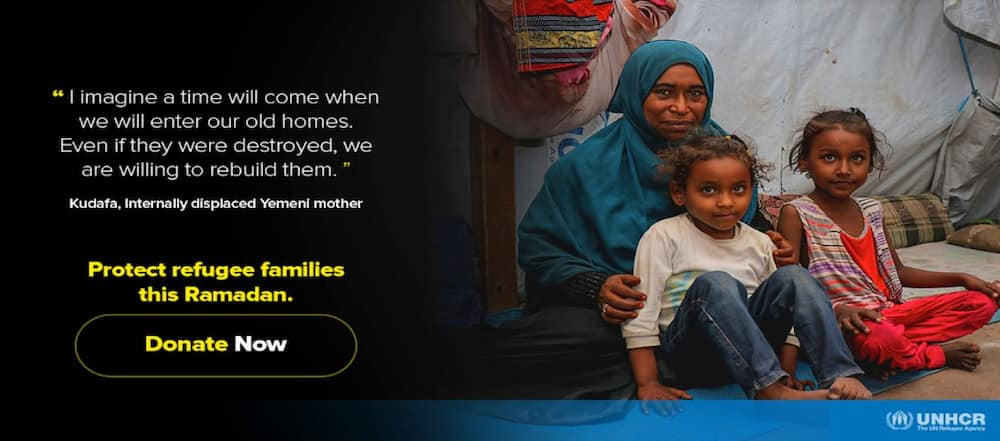 UNHCR: Support refugee families this Ramadan
