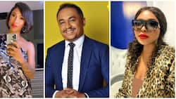 Tiwa Savage's tape: Daddy Freeze tackles Sonia Ogiri over remarks, asks her to apologize to singer