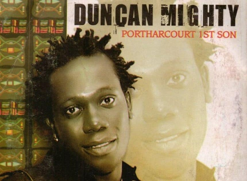 Duncan Mighty albums