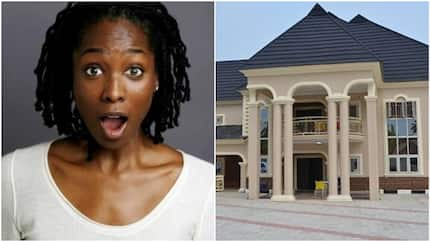 Married lady reveals how she and her husband live in separate houses most times of the week, says they are in love