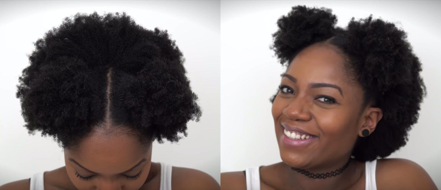 How To Style Short Natural Hair At Home Legit Ng