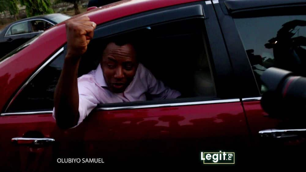 Sowore thanks Nigerians for supporting him while he was in detention