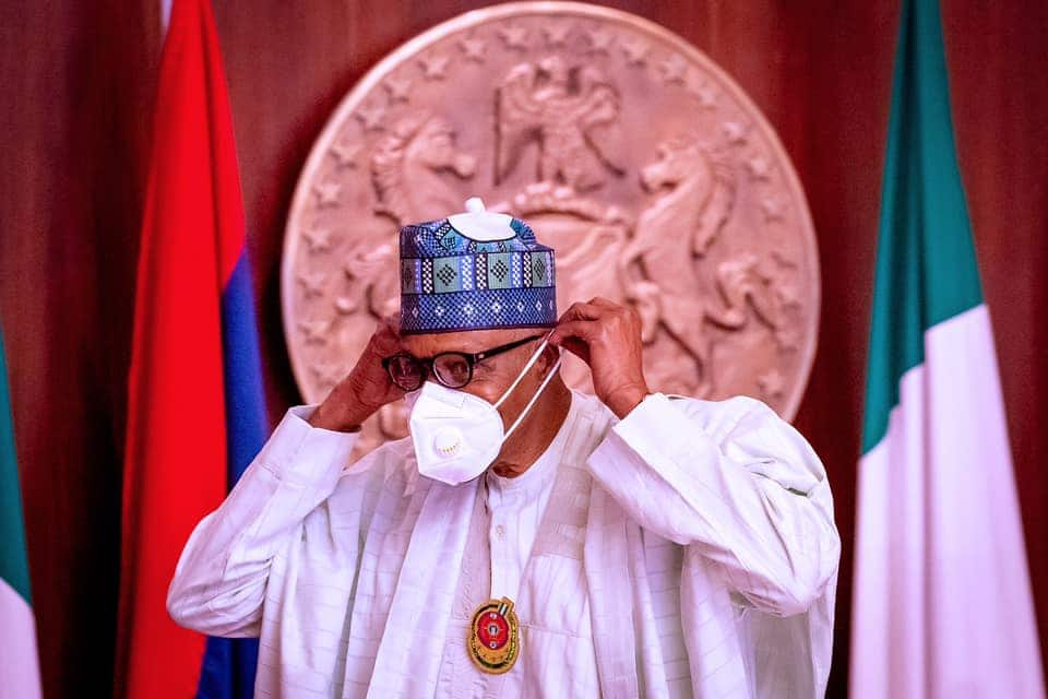 COVID-19 second wave: Buhari issues fresh orders to Nigerian governors