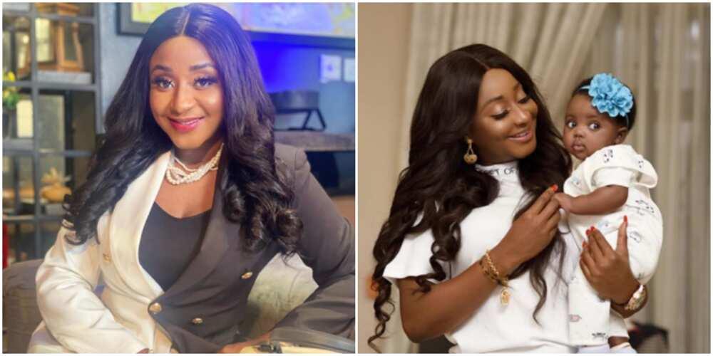 Nollywood actress Ini Edo shares amazing testimony with fans