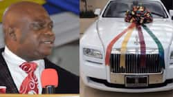 Meet general overseer who rejected Rolls Royce car gift, builds free schools, free hospitals in Port Harcourt