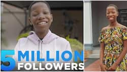 Kid comedian Emanuella excited as she hits 5 Million followers on Facebook