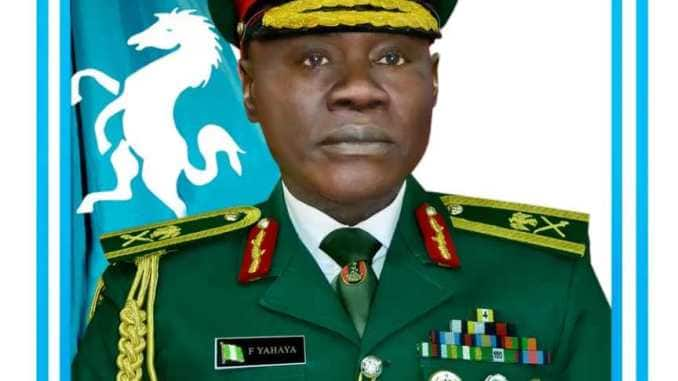 Yahaya, Sabon Hafsan Sojoji Ya Kashe Sama Da 'Yan Boko Haram 2,000 a Fagen Yaki