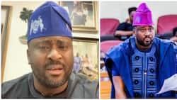 I allowed my emotions get the better of me, Desmond Elliot tenders apology to Nigerians