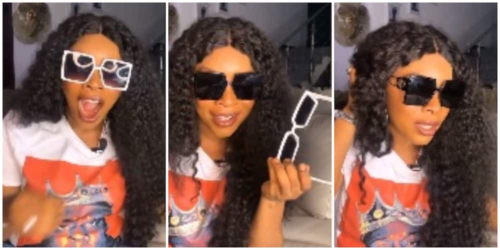 Keeping It Real: Fashion Lover Laura Ikeji Shows N1500 Sunshades, Compares It with N220k
