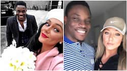 BBNaija's Bassey and wife celebrate 6 months wedding anniversary with sweet words