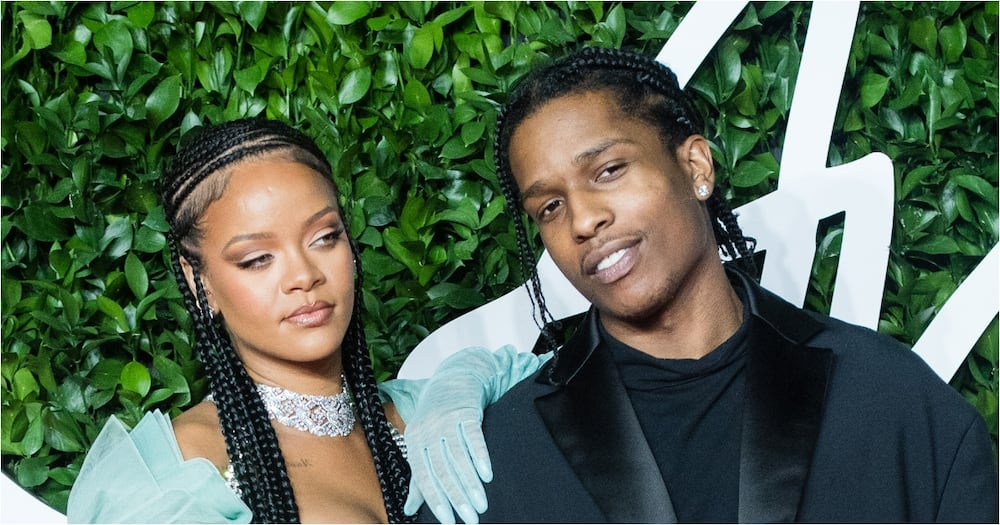 Rihanna: ASAP Rocky joins singer for Christmas in Barbados