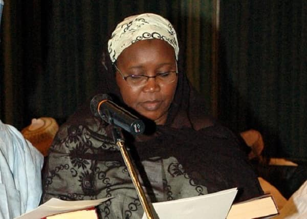 Image result for HURIWA Gives INEC 48 Hours To Rescind Appointment Of Amina Zakari