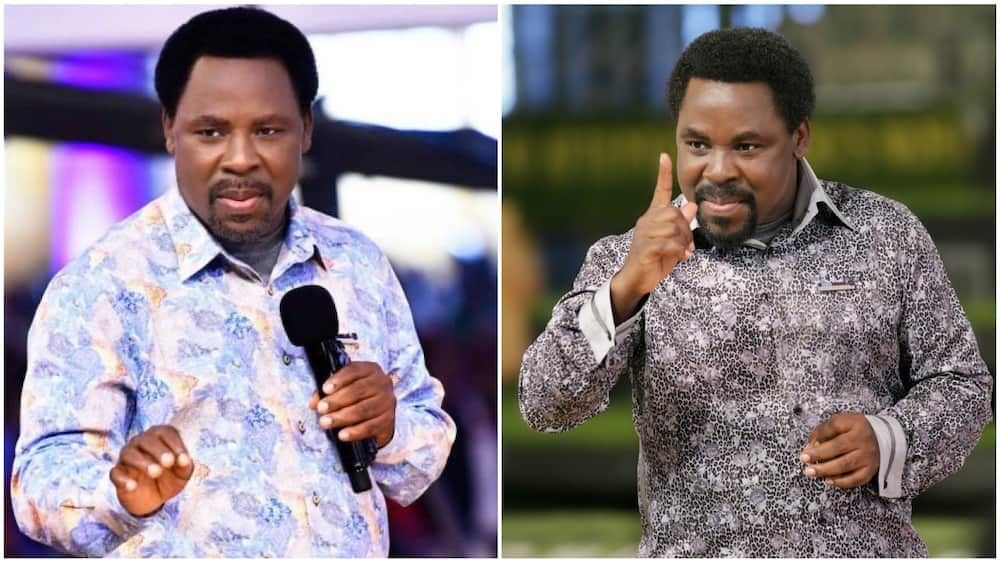 TB Joshua's wife says her husband lived a fulfilled life.