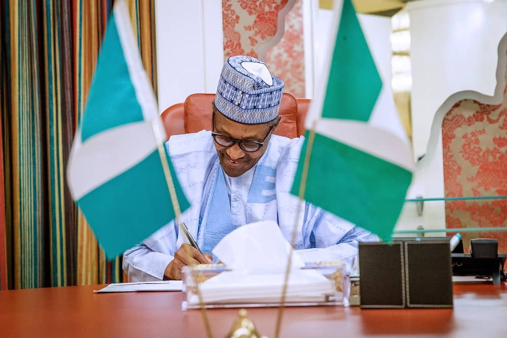 Just in: Buhari announces special programme for out-of-school children in Nigeria