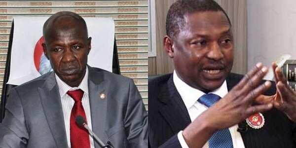 Ibrahim Magu writes Probe panel, wants Malami summoned