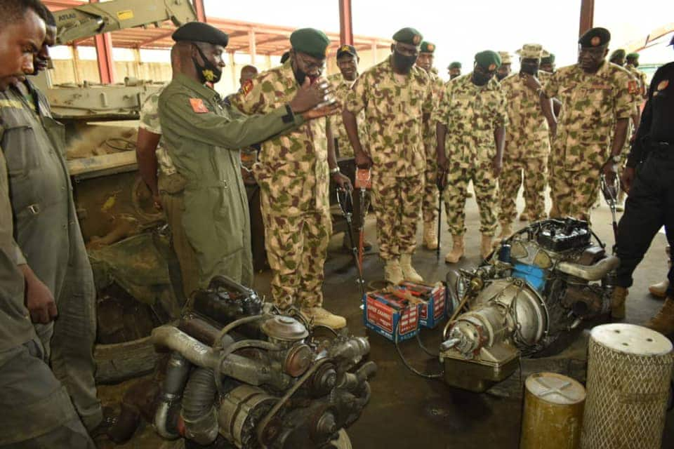 Troops have been asured of adequate medical care and support