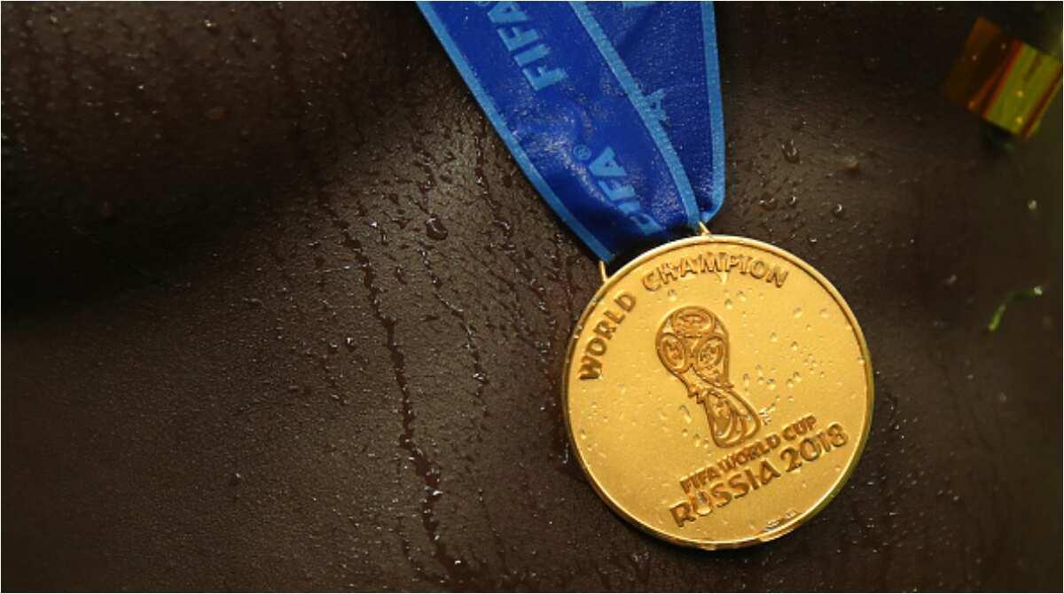 Member Of France 2018 World Cup Winning Squad Sells Winners Medal For N28m Flipboard